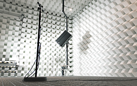 hkaudio chambre acoustique