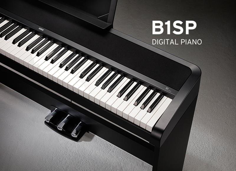 B1SP : ensemble piano numérique, stand & pédales