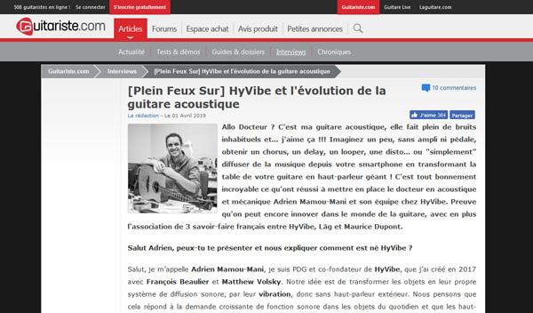 Guitariste.com - 01/04/2019