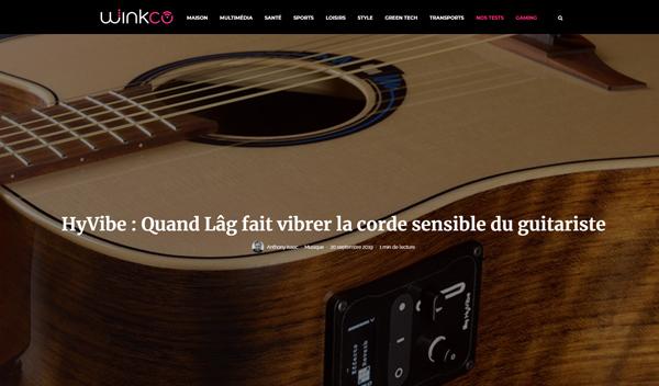 Guitare Sèche - 01/06/2019