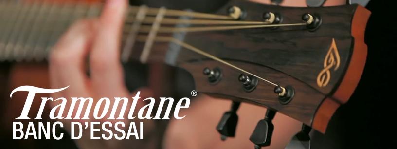 Vidéo : 3 guitares Lâg au banc d'essai