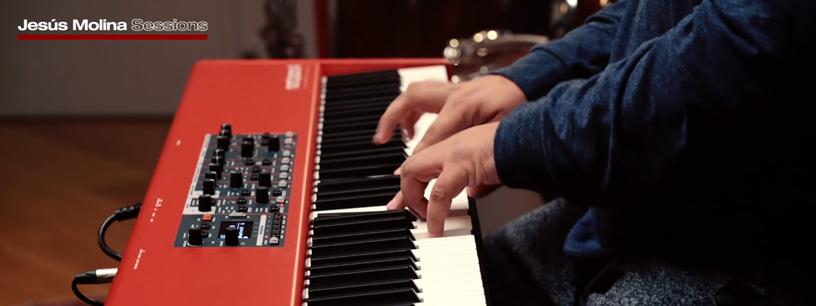 Session sur le Nord Piano 4 avec Jesús Molina