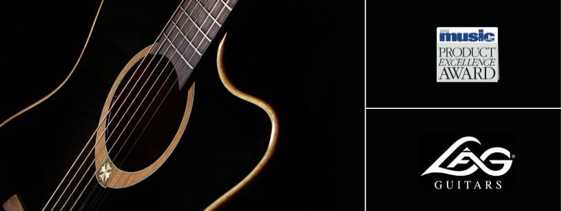 Lâg Guitars s'invite à la table des grands