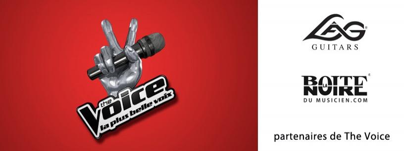 Suivez The Voice avec Lâg et La Boite Noire