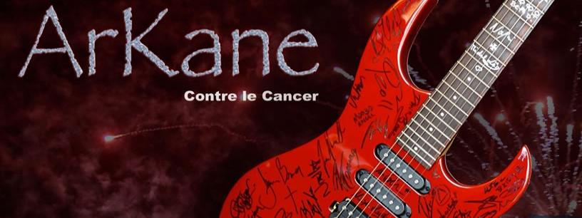 Lâg Arkane contre le cancer à l'Hôtel Drouot