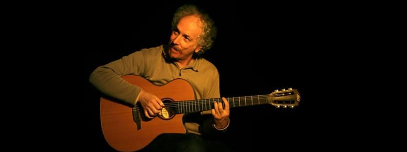 Christian Laborde et les guitares Lâg