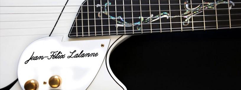 Jean- Félix Lalanne Custom Bédarieux « ST »
