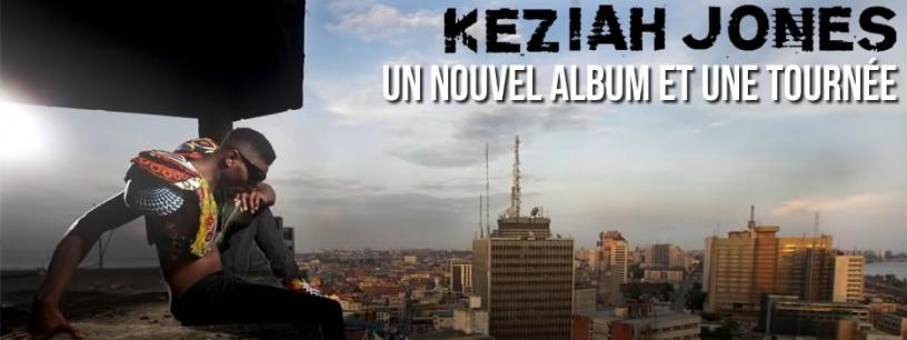 Keziah Jones: un nouvel album et une tournée