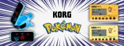 Korg Pokémon : accordez-les tous !