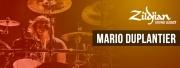 Zildjian : Mario Duplantier, batteur de Gojira.