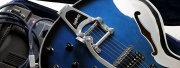 Vox ajoute un Bigsby à ses guitares Bobcat