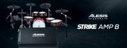 Alesis annonce son Strike Amp 8 !