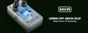 MXR : nouvelle édition limitée de la Carbon Copy