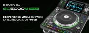 Le SC5000M : un nouveau lecteur média Denon DJ