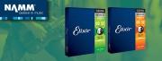 Elixir étoffe ses gammes de cordes électriques