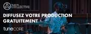 Diffusez votre production avec TuneCore !