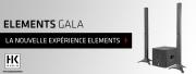 Un nouveau système amplifié Elements chez HK Audio
