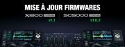 Nouveau firmware pour la série Prime de Denon DJ