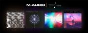 2Go d'échantillons offerts avec M-Audio !