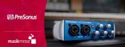 PreSonus annonce une nouvelle AudioBox : USB 96