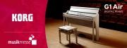 G1 Air, le nouveau standard des pianos numériques