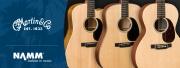 Les nouveaux modèles Martin Guitar 2017