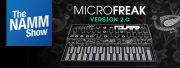 Le MicroFreak d'Arturia passe à la version 2.0