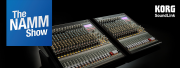 Et si Korg se mettait aux consoles studio ?