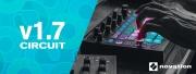 Nouvelle étape pour le Circuit de Novation 1.7