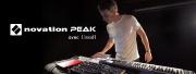 Session trap avec UssaR et le Novation Peak !