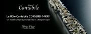 Pearl Flutes présente son modèle unique au monde