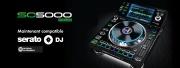 Le SC5000 Prime, désormais compatible avec Serato®