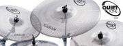 Sabian dévoile ses nouvelles cymbales Quiet Tone
