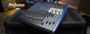 3 nouvelles consoles de mixage chez PreSonus