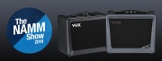 2 modèles s'ajoutent à la célèbre série VX de VOX