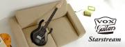 VOX dévoile ses guitares Starstream Type 1 Plus