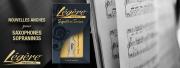 De nouvelles anches pour les saxophones sopraninos