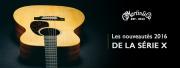 Martin Guitar : les nouveautés de la série X