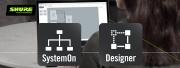 Une gestion simplifiée avec les logiciels Shure !