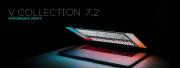 La V Collection d'Arturia passe à la version 7.2