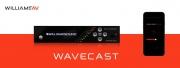 WaveCAST : l'audio à portée de main