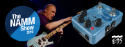 Une pédale d'overdrive Billy Sheehan Signature