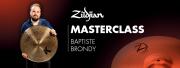 Masterclasse et interview de Baptiste Brondy