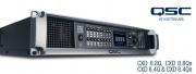 Q-SYS : 4 nouveaux amplis réseau 8 canaux