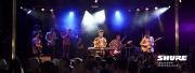 Les vainqueurs du concours Shure jouent à Montreux