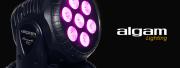 Algam Lighting : 3 nouveaux effets d'animation