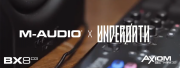 La configuration studio M-Audio d'Underoath