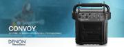Le Convoy Denon Pro : votre sonorisation mobile
