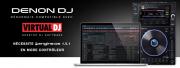Virtual DJ compatible avec la série Prime Denon DJ