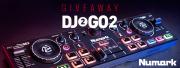 Remportez votre contrôleur DJ2GO2 Numark !
